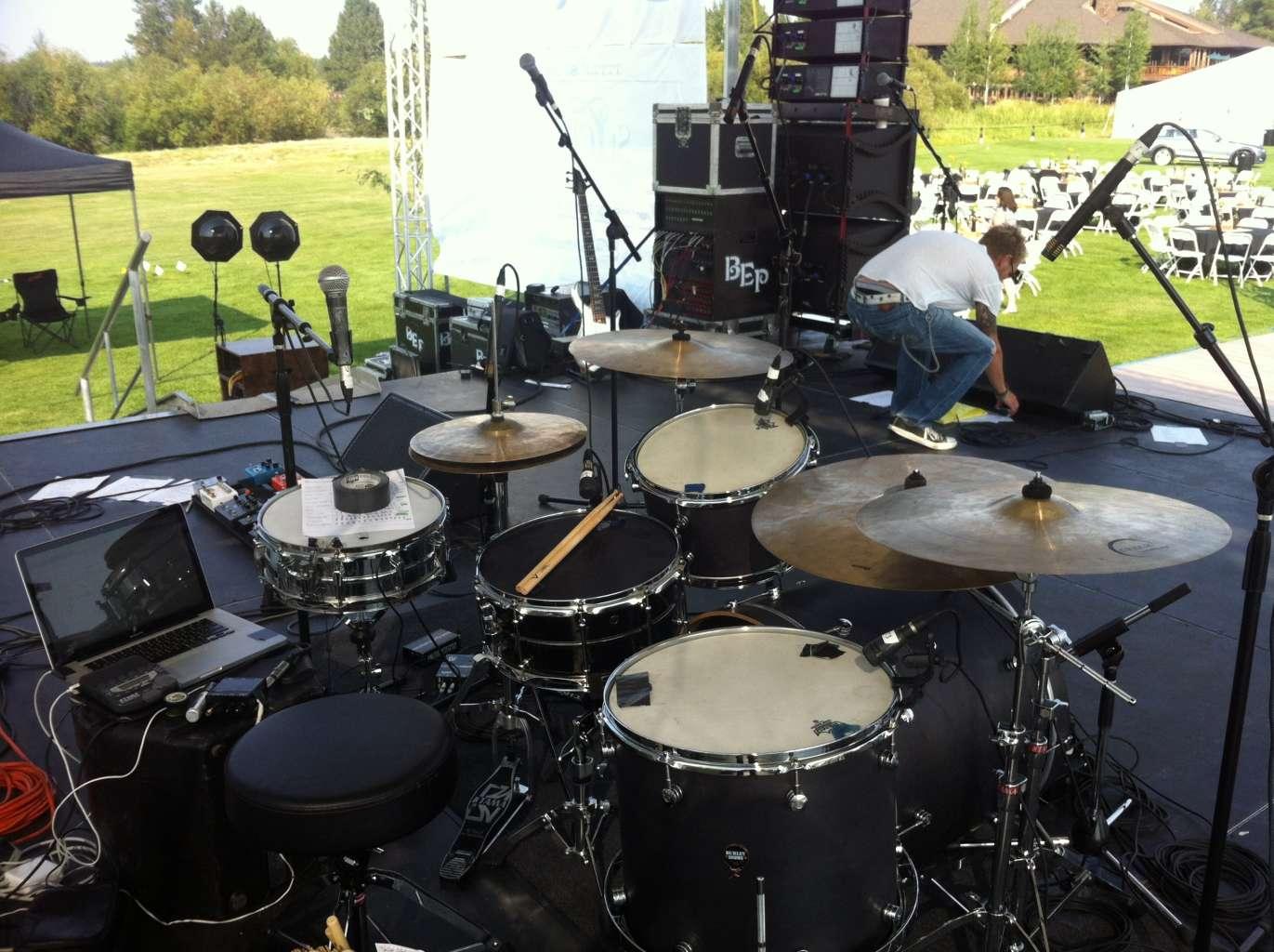 Dream Cymbals - Jeramy Burchett