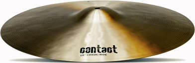 "Contact 18"" Crash/Ride"