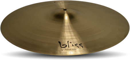 "Bliss 18"" Paper Thin Crash"